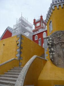 Farebný palác Pena