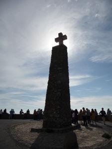 Kríž na západnom konci Európy