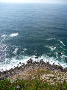 Atlantický oceán obmývajúci západný koniec Európy