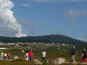 Krajina v okolí Cabo da Roca