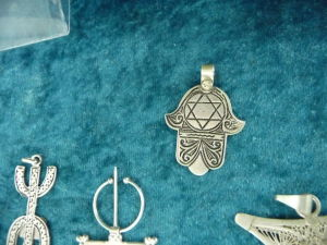Essaouira - berberské šperky s arabskými a židovskými motívmi
