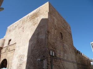 Essaouira - staré mesto (Medina) s opevnením