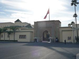 Brána do kráľovského paláca