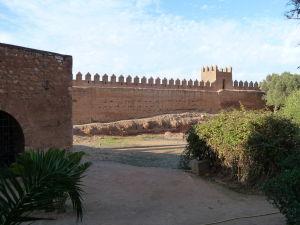 Opevnenie starobylého mesta
