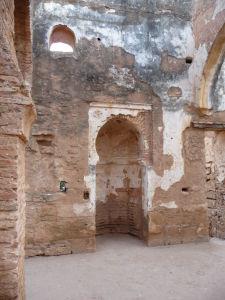 Pozostatky z moslimskej éry