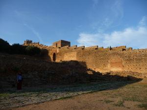 Hradby stredovekého mesta