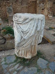 Zvyšky rímskych sôch