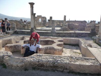 Sprievodcovia ukazujú, ako si Rimania užívali bazéniky (impluvium) v átriách