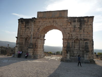 Caracallov oblúk