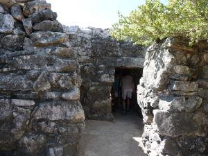 Vstupná brána k ruinám