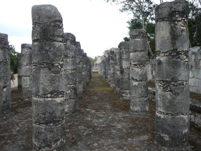Severná kolonáda (Columnata norte)