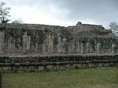 Chrám malých stolov (Templo de las Mesitas)