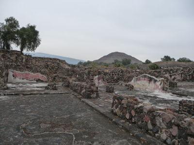 Ďalší z komplexov s časťou zachovaných malieb