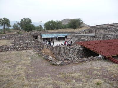 Útroby paláca