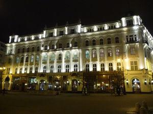 Hotel Gerbeaud v noci