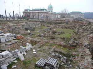Budínsky hrad a archeologické vykopávky