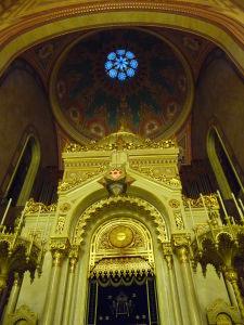 Synagóga v Budapešti