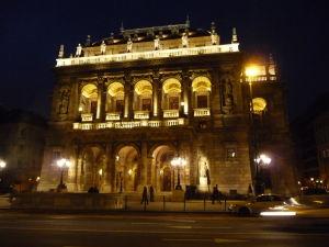 Štátna opera na Andrássyho ulici