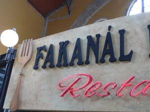 Centrálna tržnica - Komu by nechutilo v takejto reštaurácii