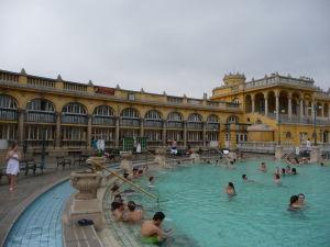 Kúpele Szechényi