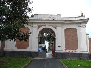 Vstupná brána k Herculaneu