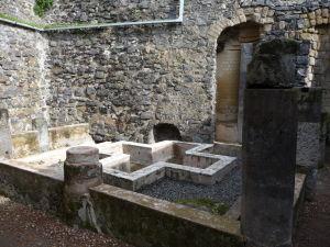 Kúpele v Herculaneu