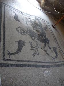 Mozaika s Neptúnom