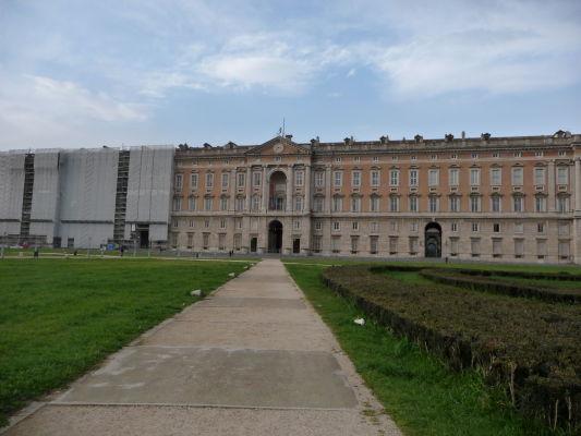 Kráľovský palác Reggia di Caserta