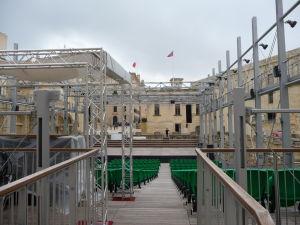 Ruiny Kráľovského operného domu