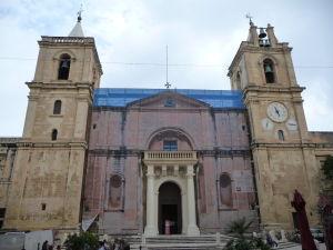 Katedrála sv. Jána - Východ