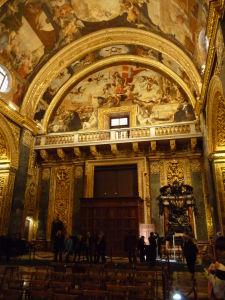 Interiéry Katedrály sv. Jána