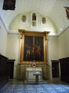 Interiéry Katedrály sv. Jána - Sakristia