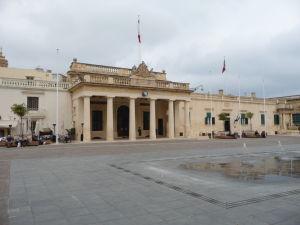 V uliciach Valletty - Námestie sv. Juraja