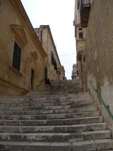 V uliciach Valletty