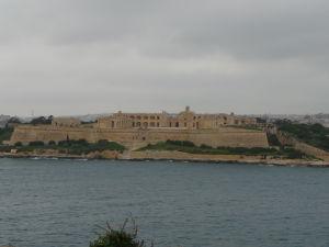 Pevnosť na ostrove Manoel