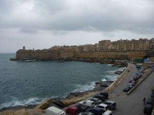 Valletta a Pevnosť sv. Elma