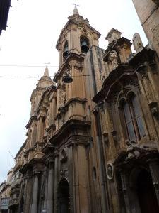 Chrám stroskotania sv. Pavla - Jeden z najstarších kostolov vo Vallette... a opäť zatvorený