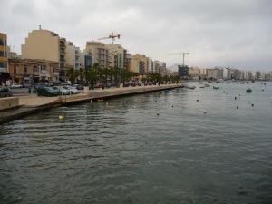 Záliv v Slieme