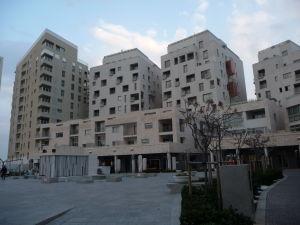 Moderná výstavba v Slieme