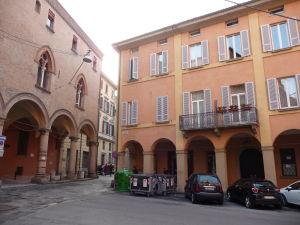 Arkády v Bologni