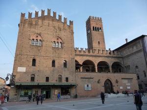 Bologna - Centrum