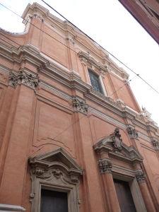 Bologna - Katedrála sv. Petra
