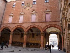 Bolonská radnica