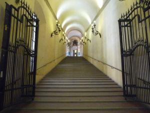 Schody v Bolonskej radnici