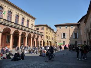 Námestie Piazza Giuseppe Verdi