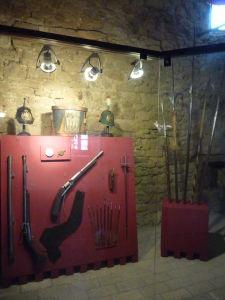 Veža Guaita - Múzeum zbraní