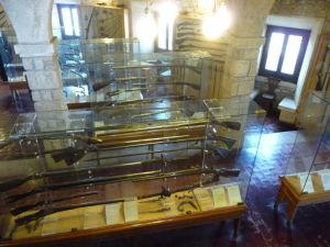 Veža Cesta - Múzeum zbraní