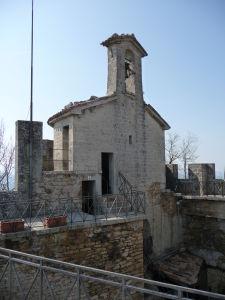 Veža Cesta - Zvonica
