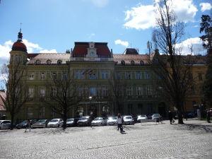 Maribor - Slomškovo námestie - Pošta