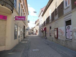 V uličkách Mariboru